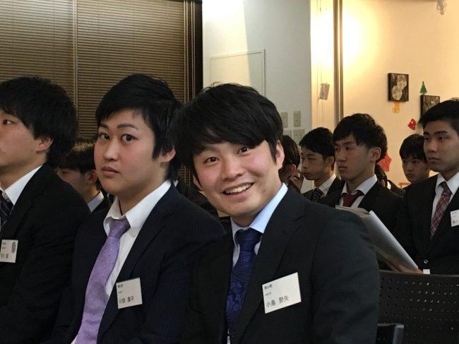 青年会総会2017-2