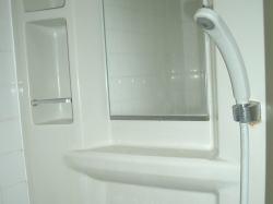 シャワー室(鶴山館)