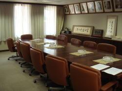 会議室(鶴山館)